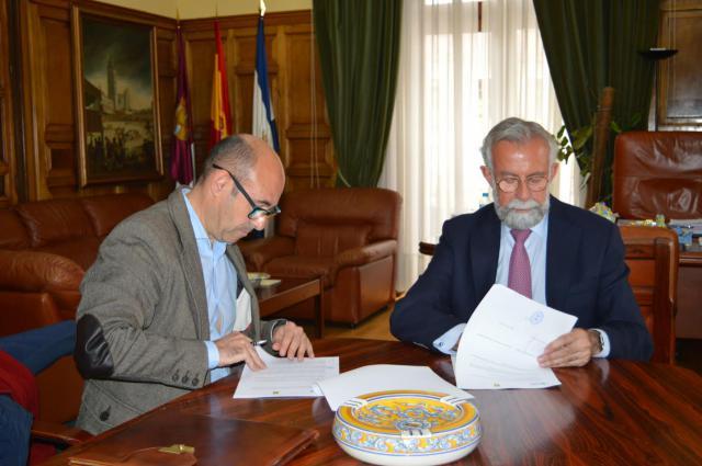 Nuevo convenio de apoyo a la candidatura de la cerámica como Patrimonio de la Humanidad