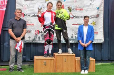 Los pilotos del Club BMX Los Pinos siguen copando pódiums