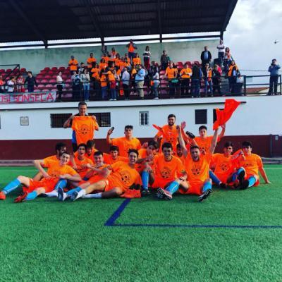 El juvenil del CF Élite Talavera asciende a la Liga Nacional tras vencer en Sonseca