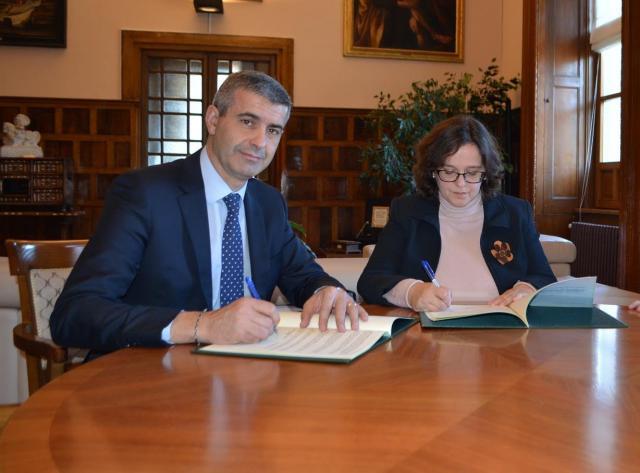 La Diputación de Toledo destina 5.000 a la Asociación Down Talavera