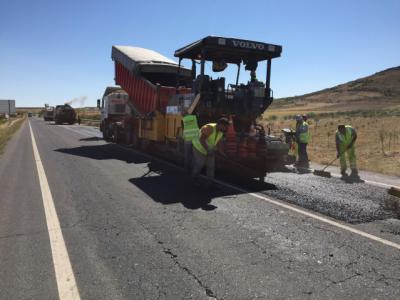 La Junta ha invertido más de 1,7 millones de euros en la mejora de varias carreteras de la provincia de Toledo