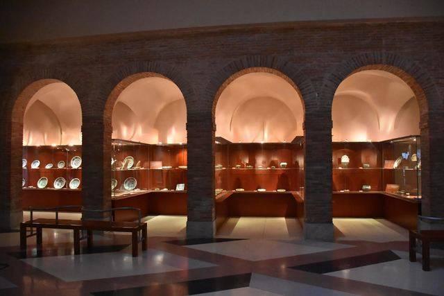 El Museo Ruiz de Luna, la iglesia de San Prudencio y el centro 'Rafel Morales, sedes de la exposición 'aTempora Talavera'