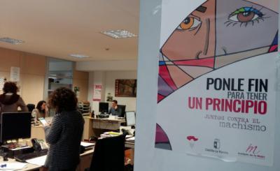 El Gobierno regional inicia 75 talleres educativos de prevención de la violencia de género en colegios e institutos de la provincia de Toledo