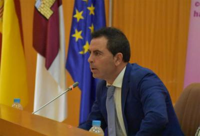 El portavoz socialista José Gutiérre