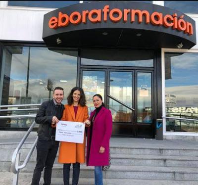 Ebora Formación gana el concurso