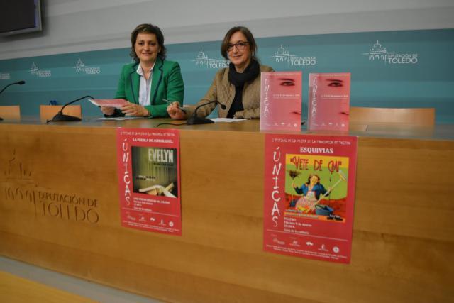'Únicas', el I Festival de la mujer de la provincia de Toledo