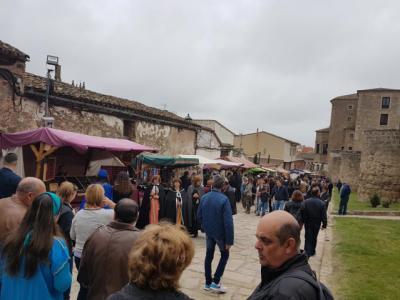 Nuevo éxito de las Jornadas Medievales de Oropesa