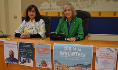 El Día de la Biblioteca a nivel nacional se celebrará este año en Talavera