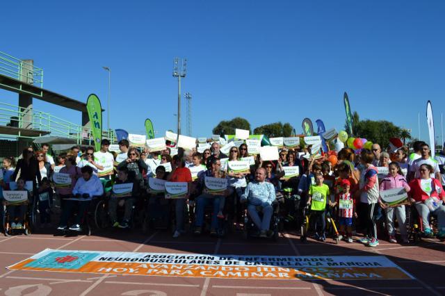 La XI Carrera Solidaria ASEM-CLM vuelve a demostrar la solidaridad de Talavera