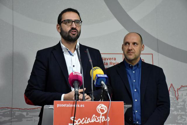 El secretario de Organización del PSOE de CLM y eurodiputado, Sergio Gutiérrez