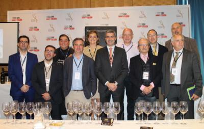 La Diputación de Toledo promueve de nuevo una cata de vinos en Enofusión