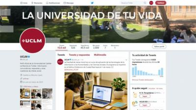 La UCLM es la novena universidad española más influyente en redes sociales de España