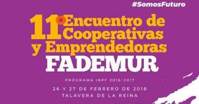 Las emprendedoras rurales de FADEMUR llevarán el cambio y la innovación a Talavera