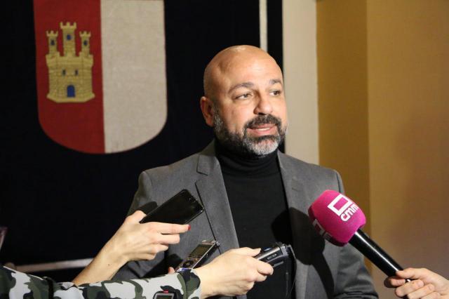 Molina se presentará a las primarias de Podemos CLM