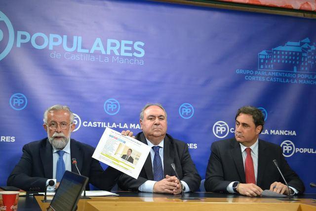 GRADO INFORMÁTICA | Ramos pide a Page que