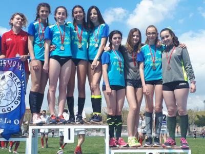La UDAT se proclama mejor club provincial con 79 medallas