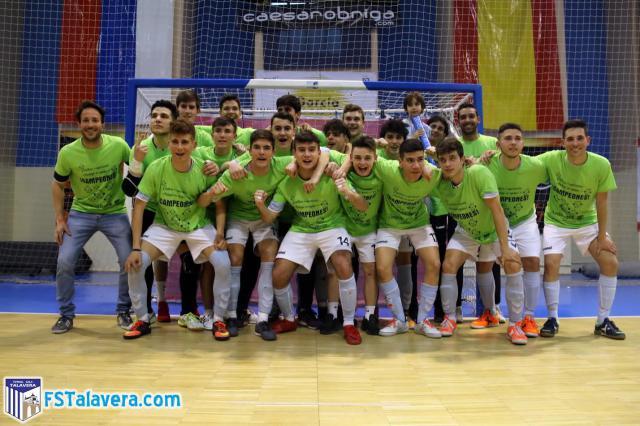 El FS Talavera Pisciébora es de División de Honor