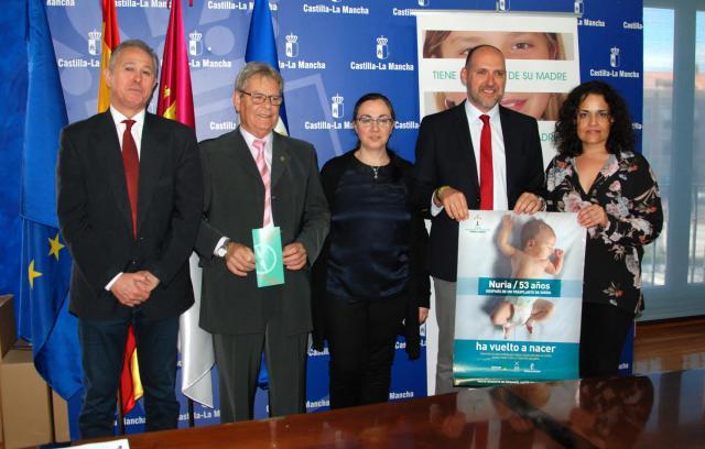 La media de donantes de organos en el Hospital de Talavera es de 3,5 al año