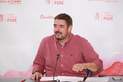El PSOE critica que Rajoy y Cospedal han traicionado a CLM,