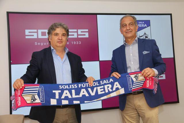 IMÁGENES | Seguros Soliss, con el FS Talavera también en Segunda
