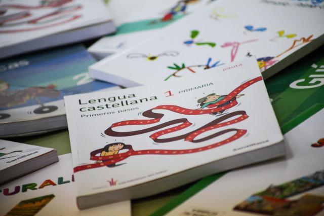 La Junta concede en la provincia 8.206 ayudas de comedor escolar y 24.587 para libros de texto