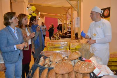 La Diputación promociona los mejores productos gastronómicos provinciales en Toledo