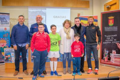 La V Liga Escolar 'Ciudad de la Cerámica' busca superar los 320 participantes con el patrocinio de ÉboraFormación