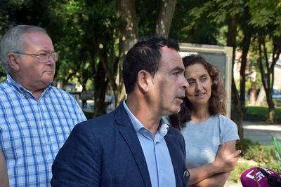 Máxima preocupación por el deterioro de la Basílica y jardines del Prado