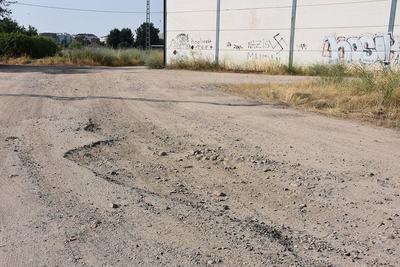 IMÁGENES | Denuncian el abandono de los caminos rurales de Talavera