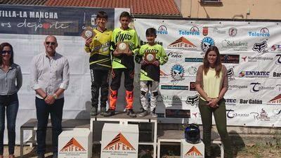 Excelentes resultados del BMX Los Pinos en Madrid y Talavera