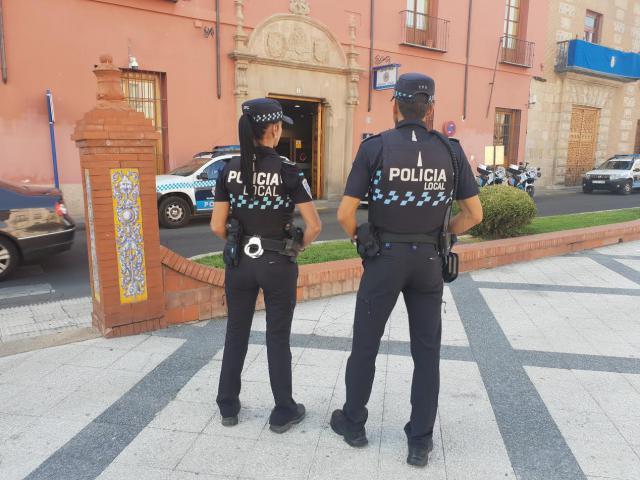 La alerta terrorista lleva al Consistorio a comprar chalecos antibalas
