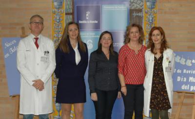 El Hospital de Talavera celebra la II Jornada de Humanización del Cuidado Enfermero Maternoinfantil