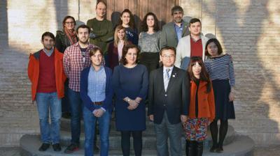 Una delegación de Shizuoka visita el Campus de Toledo