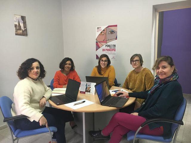 La Casa de Acogida de Talavera renueva sus equipos informáticos