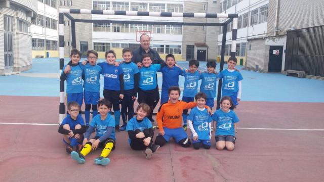 Cambio de líderes en todas las categorías en la Liga Escolar Ciudad de la Cerámica