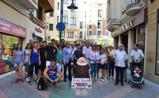 """Ramos: """"El Camino de Guadalupe va a ser un atractivo para visitantes que contribuirán a mejorar nuestra economía"""""""