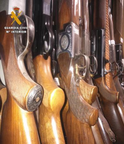 Nuevo sistema de Cita Previa en las Intervenciones de Armas de Castilla-La Mancha