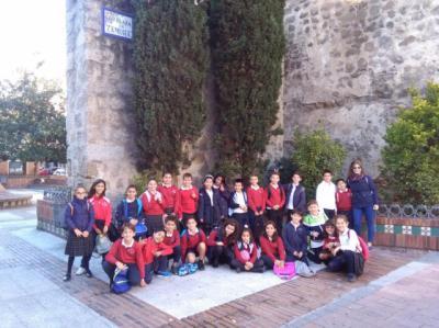 Los alumnos del Clemente Palencia conocen la ciudad con el proyecto 'Talavera y sus barrios'