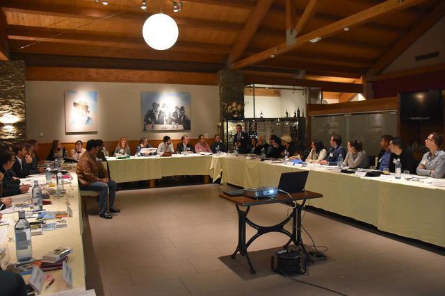 """El Grupo Municipal Socialista asiste a la reunión del grupo BNI """"Talavera oportunidades"""""""