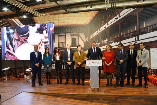 La provincia de Toledo estará un año más en FITUR de la mano de la Diputación