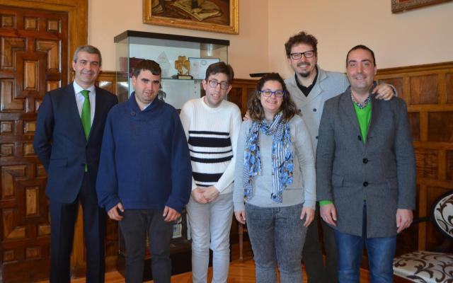 Diputación y CECAP renuevan compromiso con el empleo de personas con discapacidad