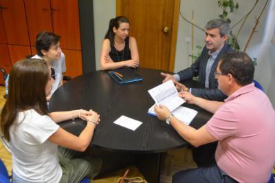 Diputación firma un convenio de 6.000 euros con la Asociación Talavera de Esclerosis Múltiple