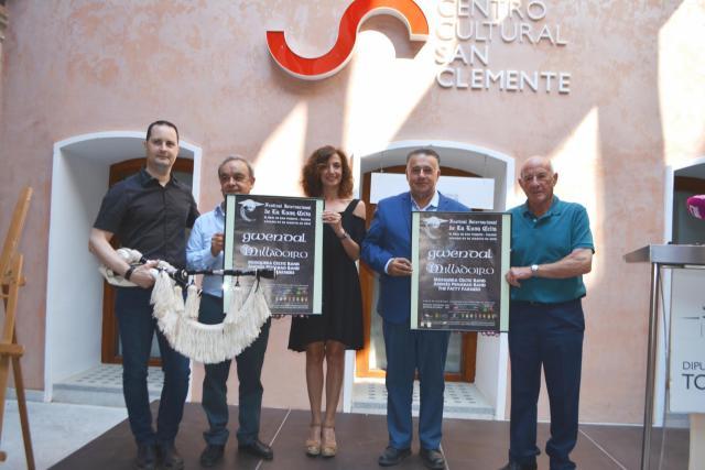 Reconocen el valor de recuperar el 'Festival de la Luna Celta' en la Sierra de San Vicente