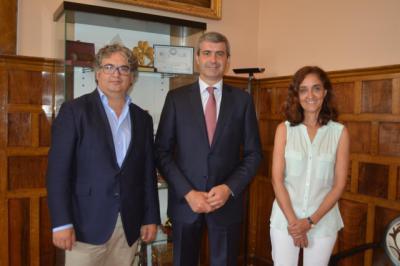 La Diputación reconoce la existosa trayectoria del Soliss Fútbol Sala Talavera