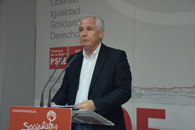 """Camacho: """"Los PGE son un nuevo engaño y una tomadura de pelo hacia los talaveranos"""""""