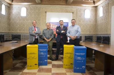 FEDETO y ECOEMBES impulsan el reciclaje en los polígonos industriales de la provincia