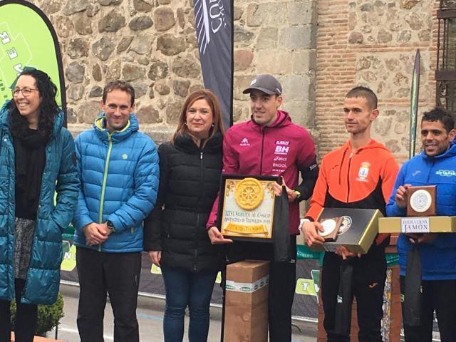 Fernando Alarza y Mercedes Pila se proclaman campeones de la Vuelta al Casco Antiguo (fotos)