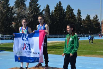 La UDAT logra 4 medallas en el Campeonato Regional Escolar