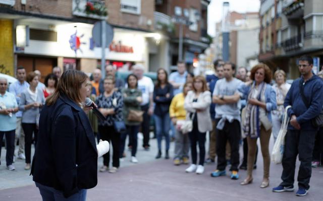 García Élez se compromete a desarrollar un plan integral de barrios