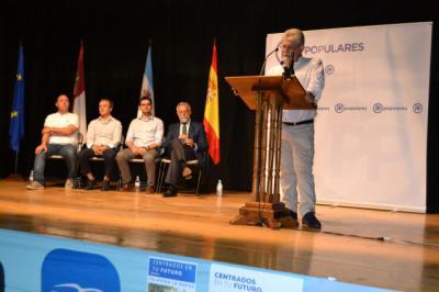 Vicente Sánchez quiere revalidar la Alcaldía de Talavera la Nueva